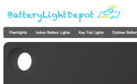 Battery Powered LED Lighting for Decks and Cupboards